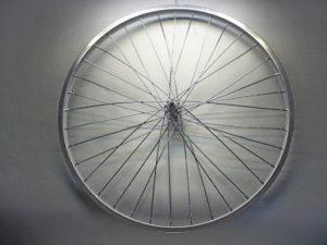 Усиленное переднее колесо