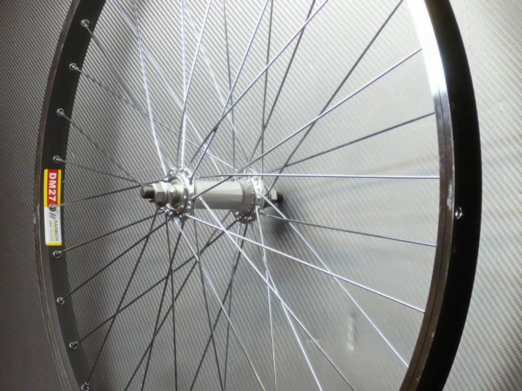 Переднее колесо 26 с ободом dm27