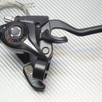 Шифтер правый Shimano ST-EF51 7 скоростей