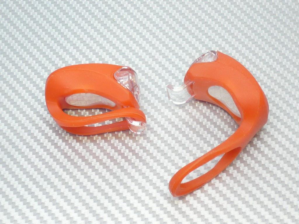 силиконовые фонари безопасности