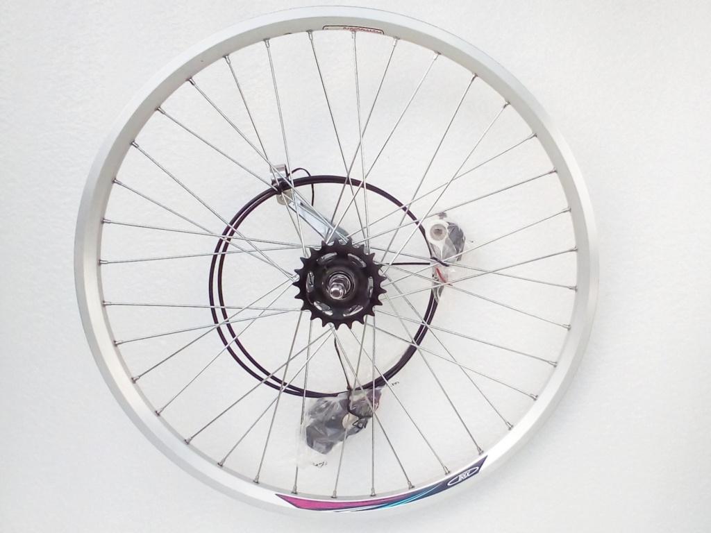 колесо с планетаркой 24