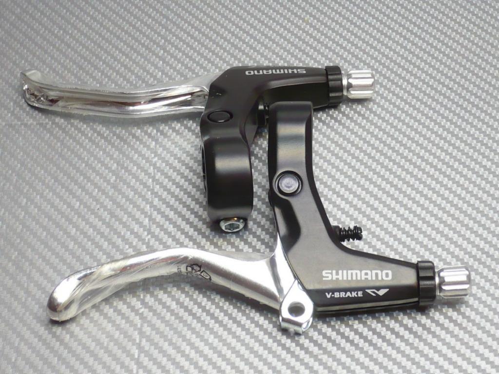 Тормозные ручки Shimano BL-M421