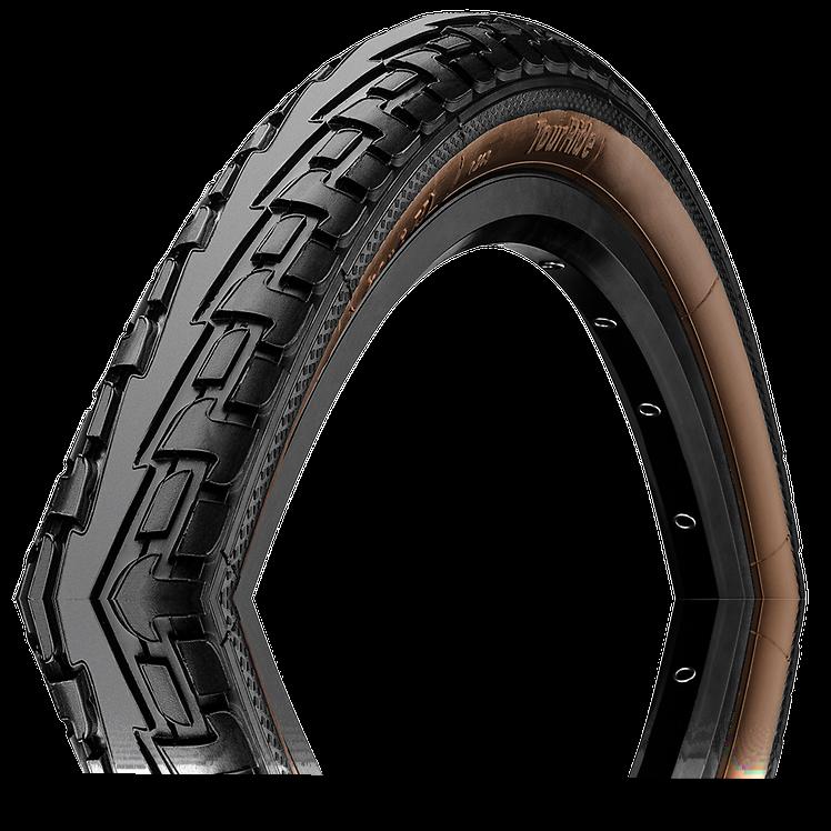 continental TourRide черно-коричневая