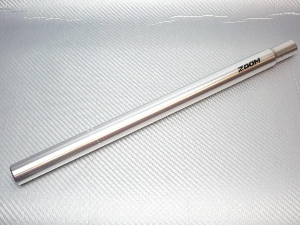 Труба подседельная 25,4х400 алюминий