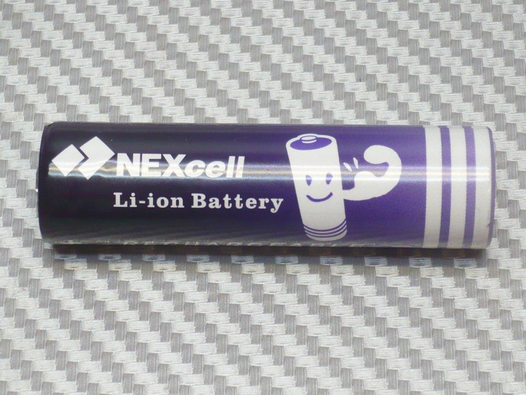 18650 аккумулятор Nexcell