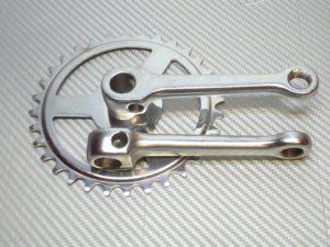 шатун для детского велосипеда 32 зуба