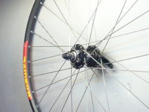 колесо 27,5 под диск переднее