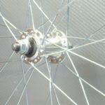 переднее колесо для складника