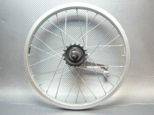 колесо с планетаркой 16