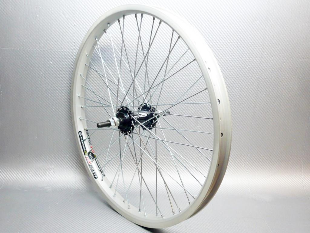 колесо BMX с осью 10 мм