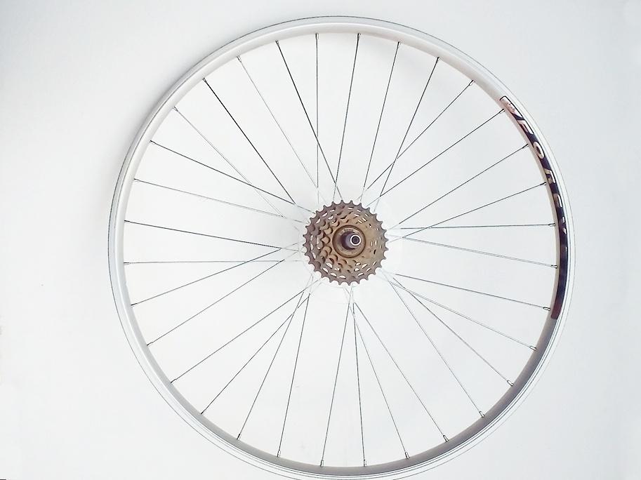 колесо для туриста