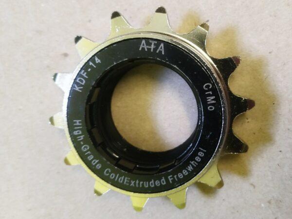трещотка с резьбой 30 мм 14 зуб
