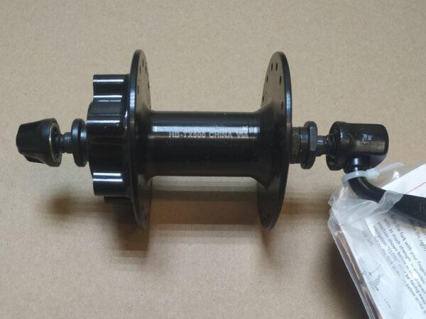 tx506 32 спицы втулка под диск передняя